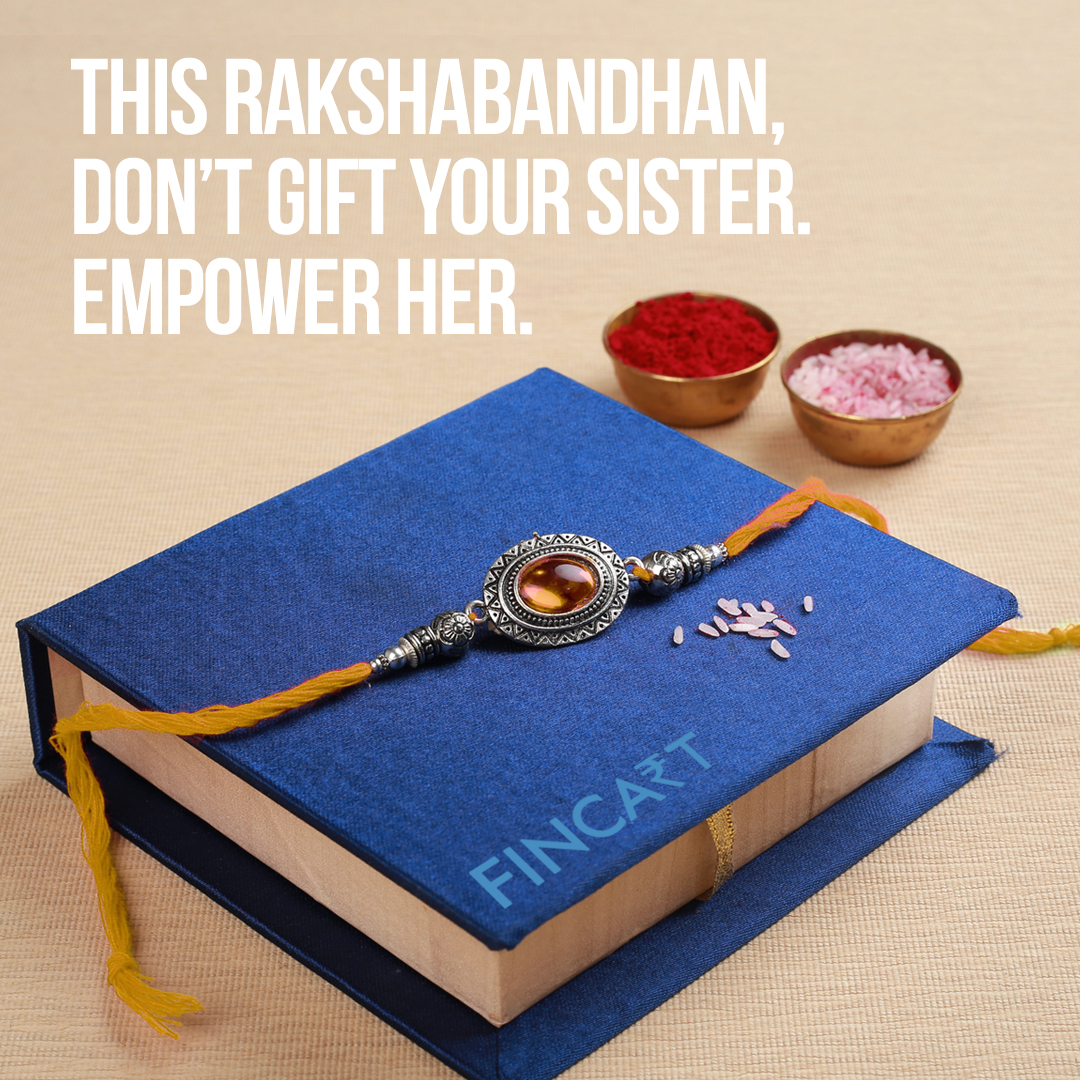 "<strong > <p style=""line-height: 1.5""> This Raksha Bandhan – empower the ""Shagun ka Lifafa"". </p> </strong>"