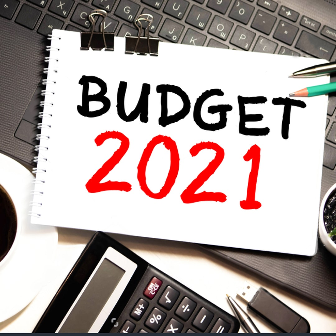 "<p style="" line-height:1.4; font-size:1.2em"">  Budget 2021 – Budget about Choices (Growth vs. Fiscal and Corporate Vs. Individuals) </p>"